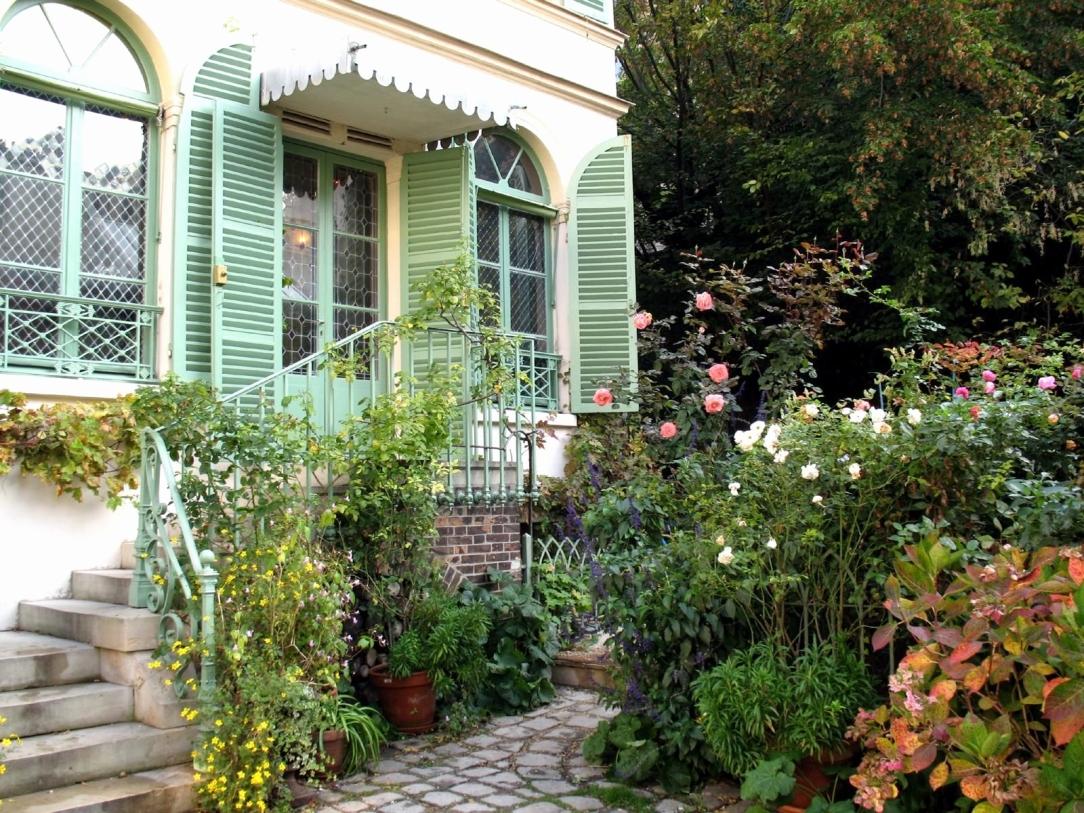 jardin de france Beau Musée de la Vie Romantique George Sand and Chopin s Museum